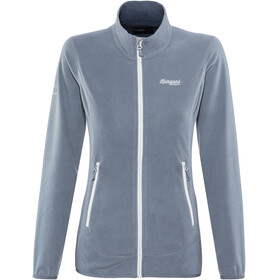 Bergans Lovund Fleece Jacket Women Fogblue/Aluminium
